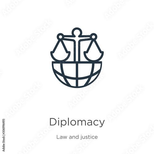 Fotografía  Diplomacy icon