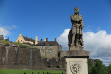 Robert The Bruce, Stirling Cas...