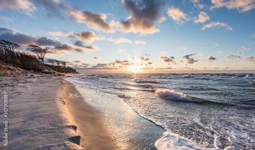 strand Slika na platnu