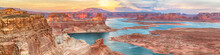 Lake Powell Panoramic Sunset L...