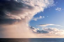 Menacing Storm Clouds Illumina...