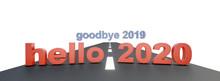 Hello 2020, Good Bye 2019. Hap...