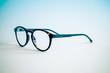 canvas print picture - lunettes