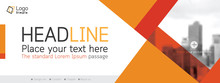 Horizontal Web Banner, Vector ...
