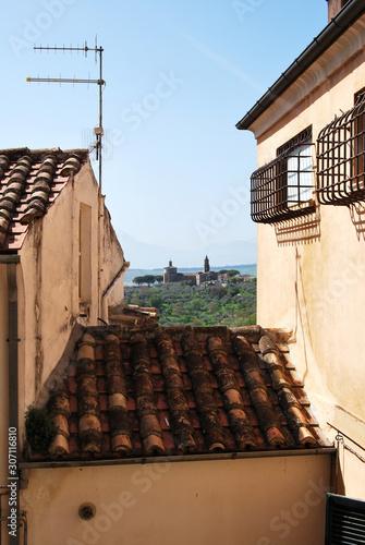 Photo Antico borgo d'Abruzzo, Loreto, Italia