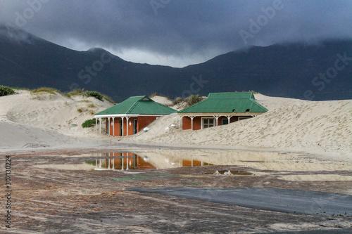 Fotografie, Obraz  Wanderdüne in Hout Bay am Kap der guten Hoffnung, Südafrika