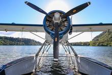 Wasserflugzeug In Neuseeland