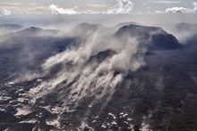 The Sand Storm& The Aerial Shot Was Taken In Iceland From A Cessna Plane