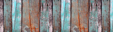 Painted Wooden Texture. Old Wo...