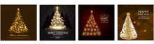 Christmas Tree. Elegant Card T...