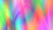 bright tie dye gradient waves effect