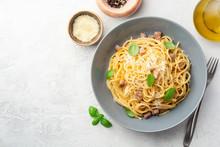 Classic Spaghetti Pasta Carbon...