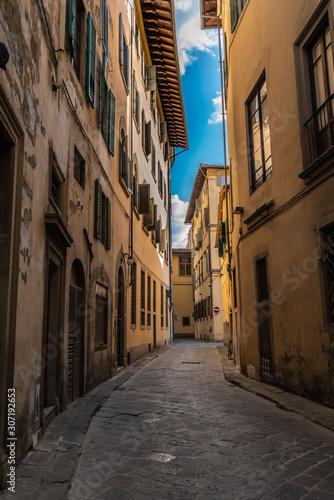 Fototapeta firenze streets