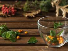 Useful Herbal Tea With Sea Buc...