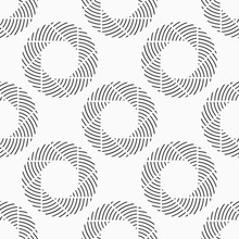 Abstract Seamless Pattern Of R...