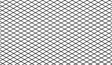 Texture Of Black Mesh Isolated...