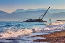 Sea Digger Adjusting Pebble Co...