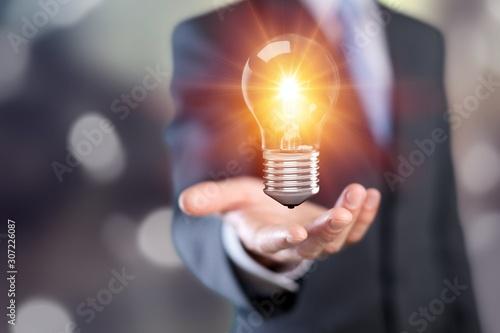 Obraz Innovation. - fototapety do salonu