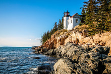 The Bass Harbor Head Lighthous...