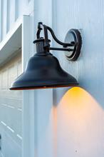 Porch Light Portrait