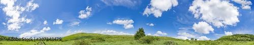Obraz 高原の風景 - fototapety do salonu