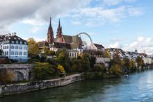 Look At Boardwalk In Basel Ove...