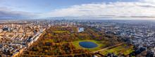 Beautiful Aerial Panoramic Vie...