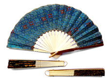 Hand Fan From Bali Indonesia. ...