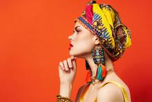 Beautiful Woman Charm Studio M...