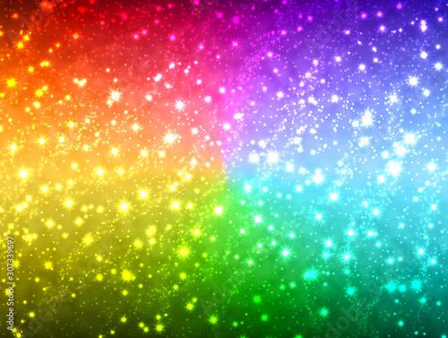 Obraz Gorgeous light background_colorful plain - fototapety do salonu