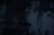 Dreckige blau schwarze Hintergrund Textur
