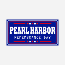 Pearl Harbor Remembrance Day P...