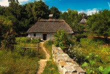 Reconstruction Of An Old House...