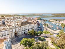 Faro City Center By Ria Formosa, Algarve, Portugal
