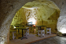 Ancient Caves Of The Sciacca S...
