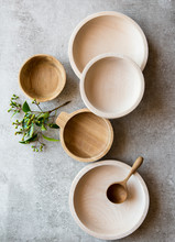Hand Crafted Wooden Bowls And ...