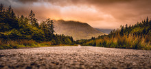 Road To Glen Brittle In The Is...
