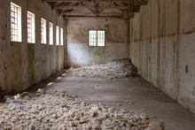 Abandoned Slaughter Warehouse ...