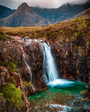 Fairy Pools Waterfall In The I...