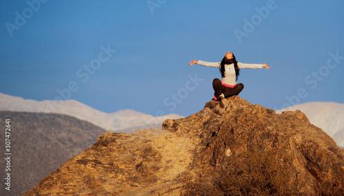 Fotografia Plenitud de montaña