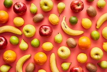 Colorful Assortment Of Fruit O...