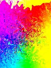 Psychedelic Rainbow Gradient G...
