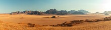 Panoramic View Of The NamibRan...