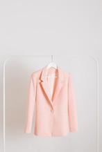 Clothes On Hangers Indoor