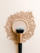 Powder And Make Up Brush, Soft...