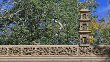 Roof Ridge Ornate: Makaras-shi...
