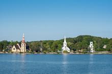 Canada, Nova Scotia, Lunenburg...