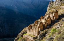 Pinkuylluna, Ruins Of Ancient ...