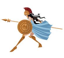 Greek Mythology Athena Minerva Goddess