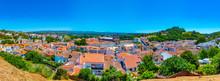 Aerial View Of Alcobaca Monast...